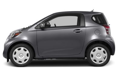90 Degree Profile 2013 Scion iQ