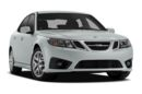 3/4 Front Glamour 2012 Saab 9-3