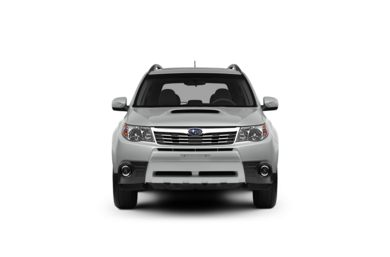 Surround Front Profile  2012 Subaru Forester