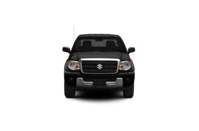 Surround Front Profile  2012 Suzuki Equator