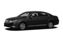 3/4 Front Glamour 2012 Toyota Avalon