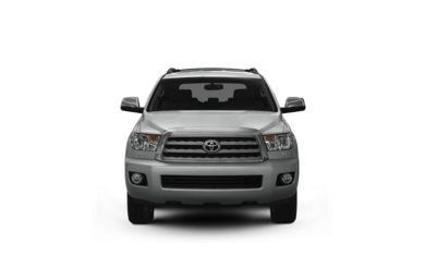 Surround Front Profile  2012 Toyota Sequoia