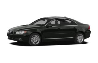 3/4 Front Glamour 2012 Volvo S80