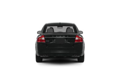 Surround Rear Profile 2012 Volvo S80