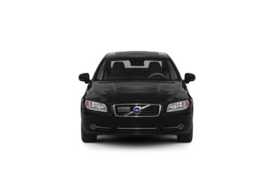 Surround Front Profile  2012 Volvo S80
