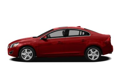90 Degree Profile 2012 Volvo S60