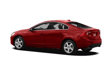 Surround 3/4 Rear - Drivers Side  2012 Volvo S60