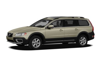 3/4 Front Glamour 2012 Volvo XC70