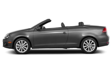 90 Degree Profile 2012 Volkswagen Eos
