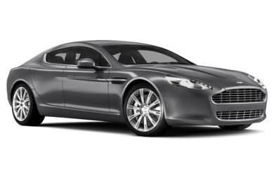 3/4 Front Glamour 2013 Aston Martin Rapide