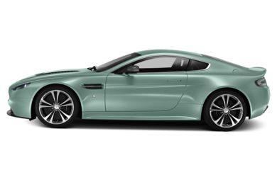 90 Degree Profile 2013 Aston Martin V12 Vantage