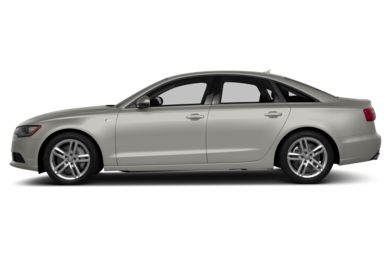 90 Degree Profile 2013 Audi A6