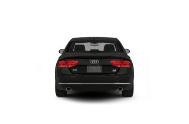 Surround Rear Profile 2013 Audi A8