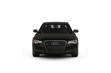 Surround Front Profile  2013 Audi A8