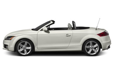 90 Degree Profile 2013 Audi TT