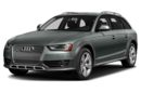 3/4 Front Glamour 2016 Audi allroad