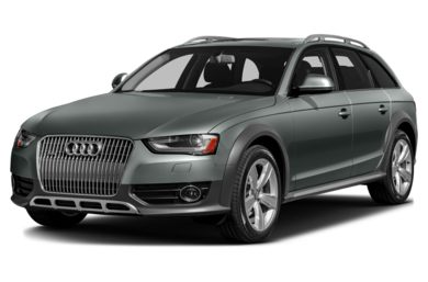 3/4 Front Glamour 2013 Audi allroad