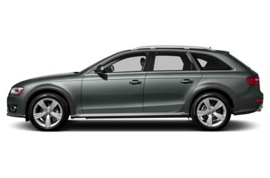 90 Degree Profile 2013 Audi allroad