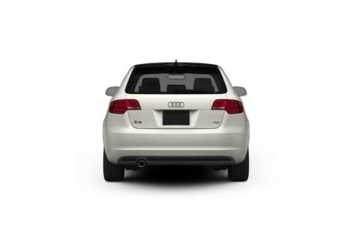 Surround Rear Profile 2013 Audi A3