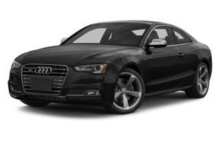 3/4 Front Glamour 2014 Audi S5