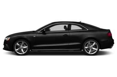 90 Degree Profile 2014 Audi A5