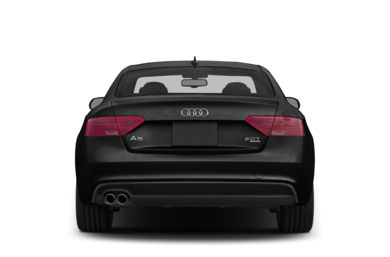 Rear Profile  2013 Audi A5