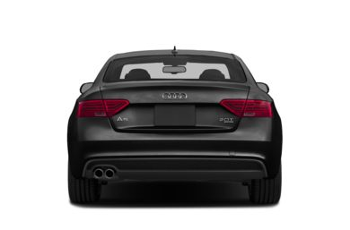 Rear Profile  2015 Audi A5