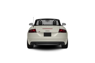 Surround Rear Profile 2013 Audi TTS