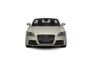 Surround Front Profile  2013 Audi TTS