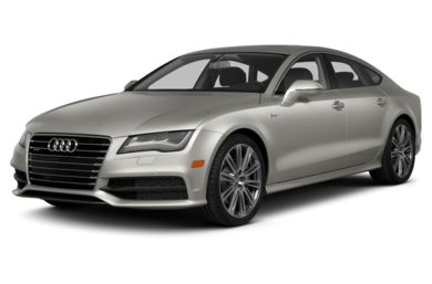 3/4 Front Glamour 2013 Audi A7