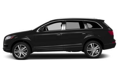 90 Degree Profile 2013 Audi Q7