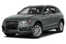 3/4 Front Glamour 2017 Audi Q5