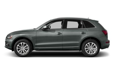 90 Degree Profile 2015 Audi Q5
