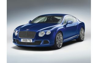 OEM Exterior Primary  2015 Bentley Continental GT