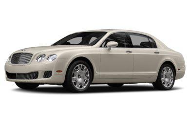 3/4 Front Glamour 2013 Bentley Continental Flying Spur