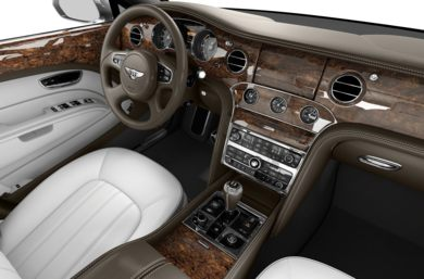 Front seat (full) 2013 Bentley Mulsanne