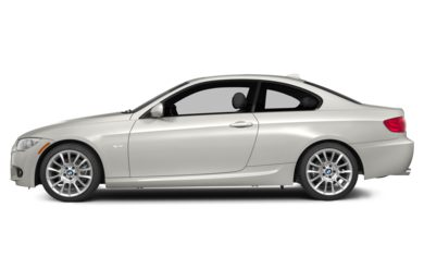 90 Degree Profile 2013 BMW 328