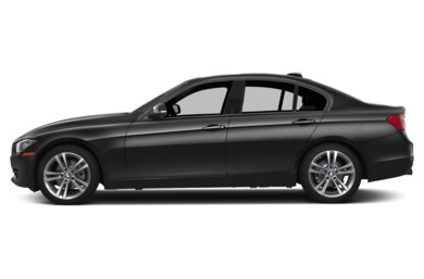 90 Degree Profile 2014 BMW 328