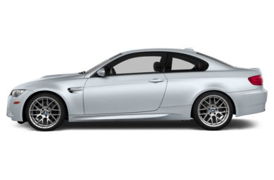 90 Degree Profile 2013 BMW M3