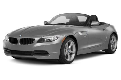 3/4 Front Glamour 2013 BMW Z4