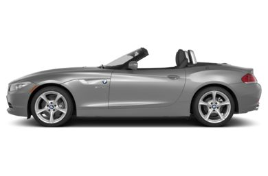 90 Degree Profile 2013 BMW Z4
