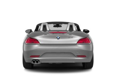 Rear Profile  2013 BMW Z4