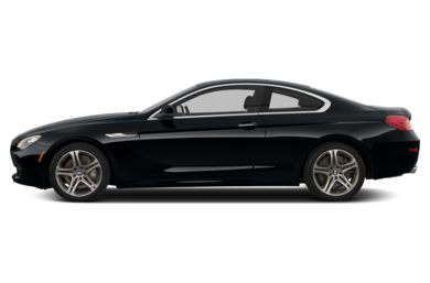 90 Degree Profile 2013 BMW 650