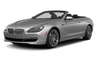 3/4 Front Glamour 2013 BMW 650