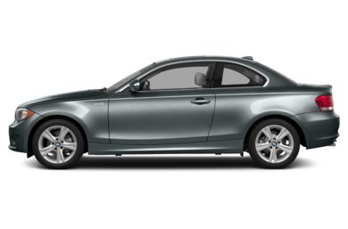 90 Degree Profile 2013 BMW 135
