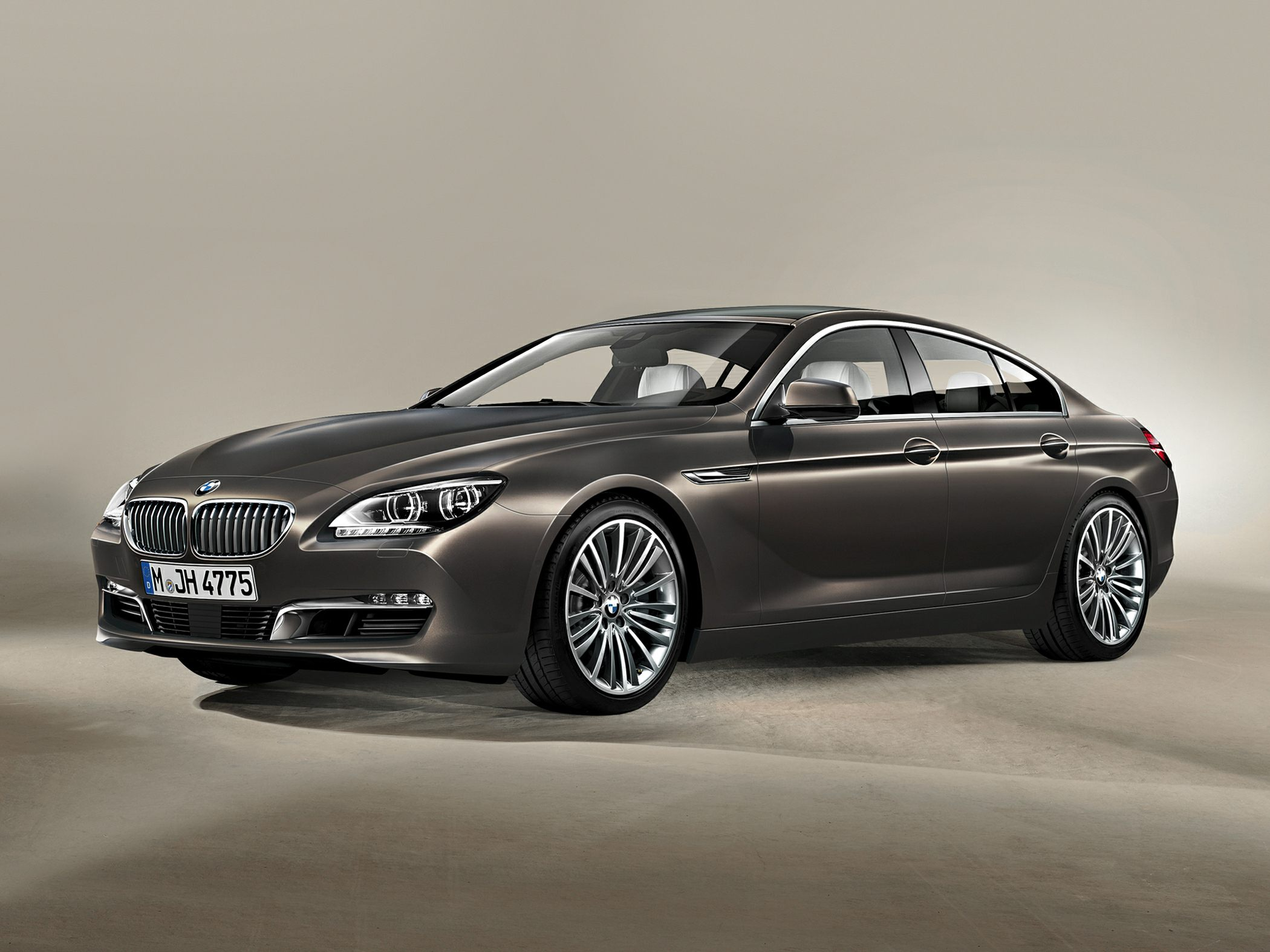 2015 BMW 640 Gran Coupe Glam