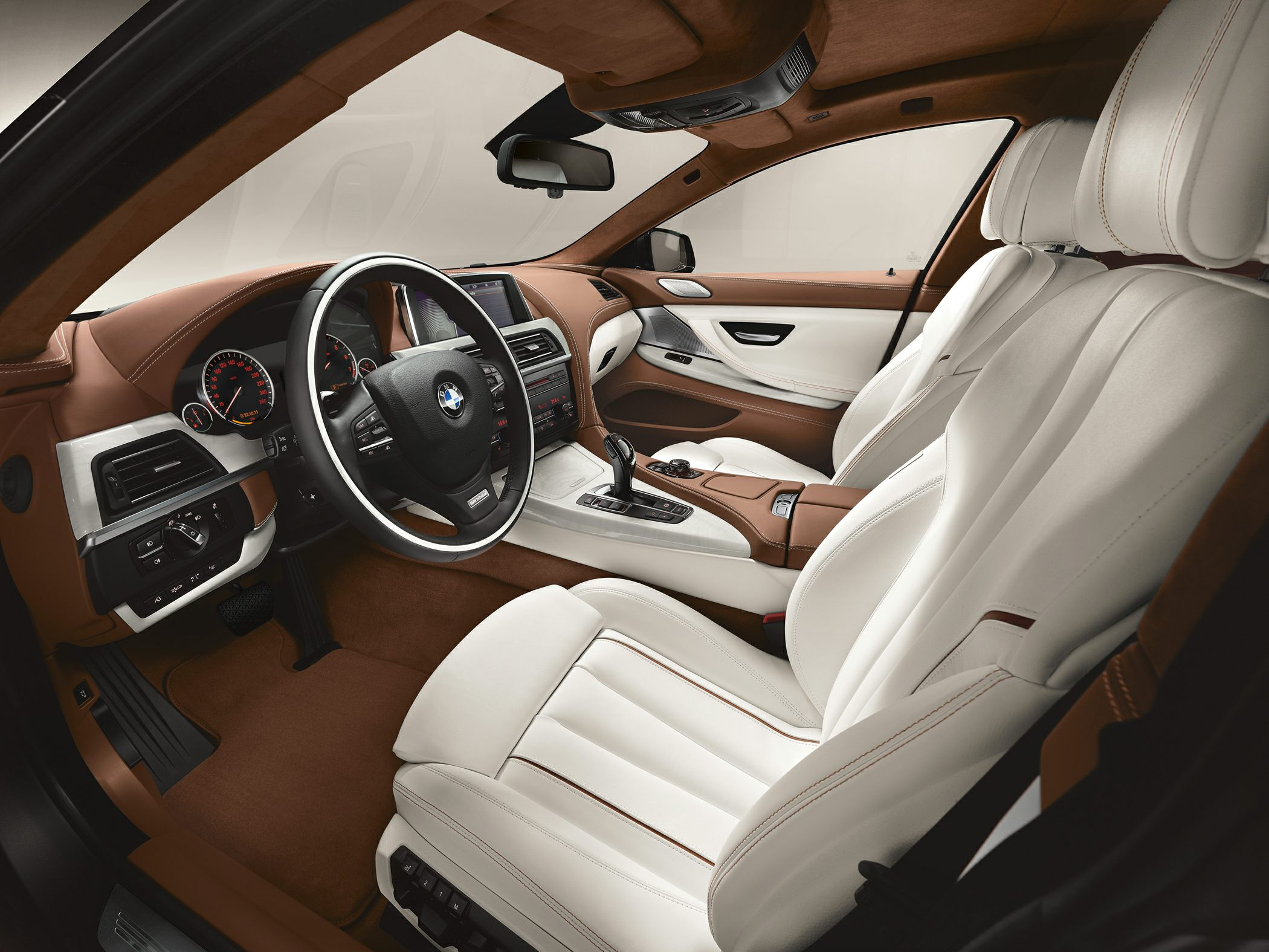 2014 BMW 640 Gran Coupe Interior