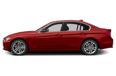 90 Degree Profile 2013 BMW ActiveHybrid 3