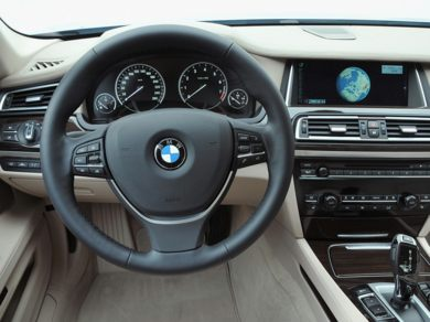 OEM Interior Primary  2014 BMW ActiveHybrid 740