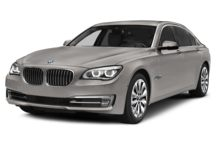 2015 BMW ActiveHybrid 7